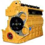 C7 CAT Reman Long Block Engine For Roadmaster Rail Caterpillar
