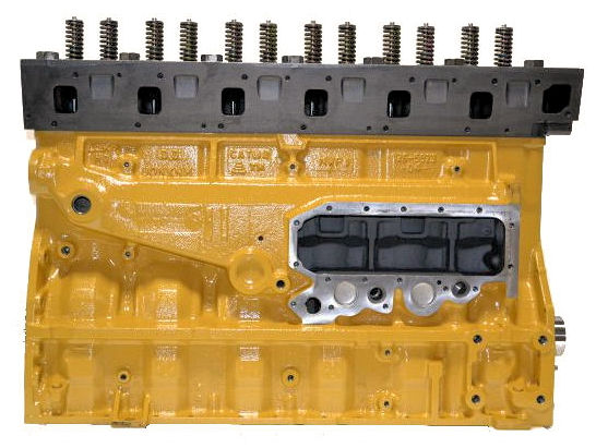 Caterpillar CT13 Long Block Engine