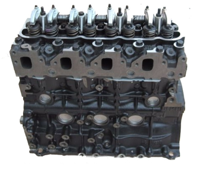 5.8 Isuzu 6BD1 Reman Long Block Engine Turbo Diesel
