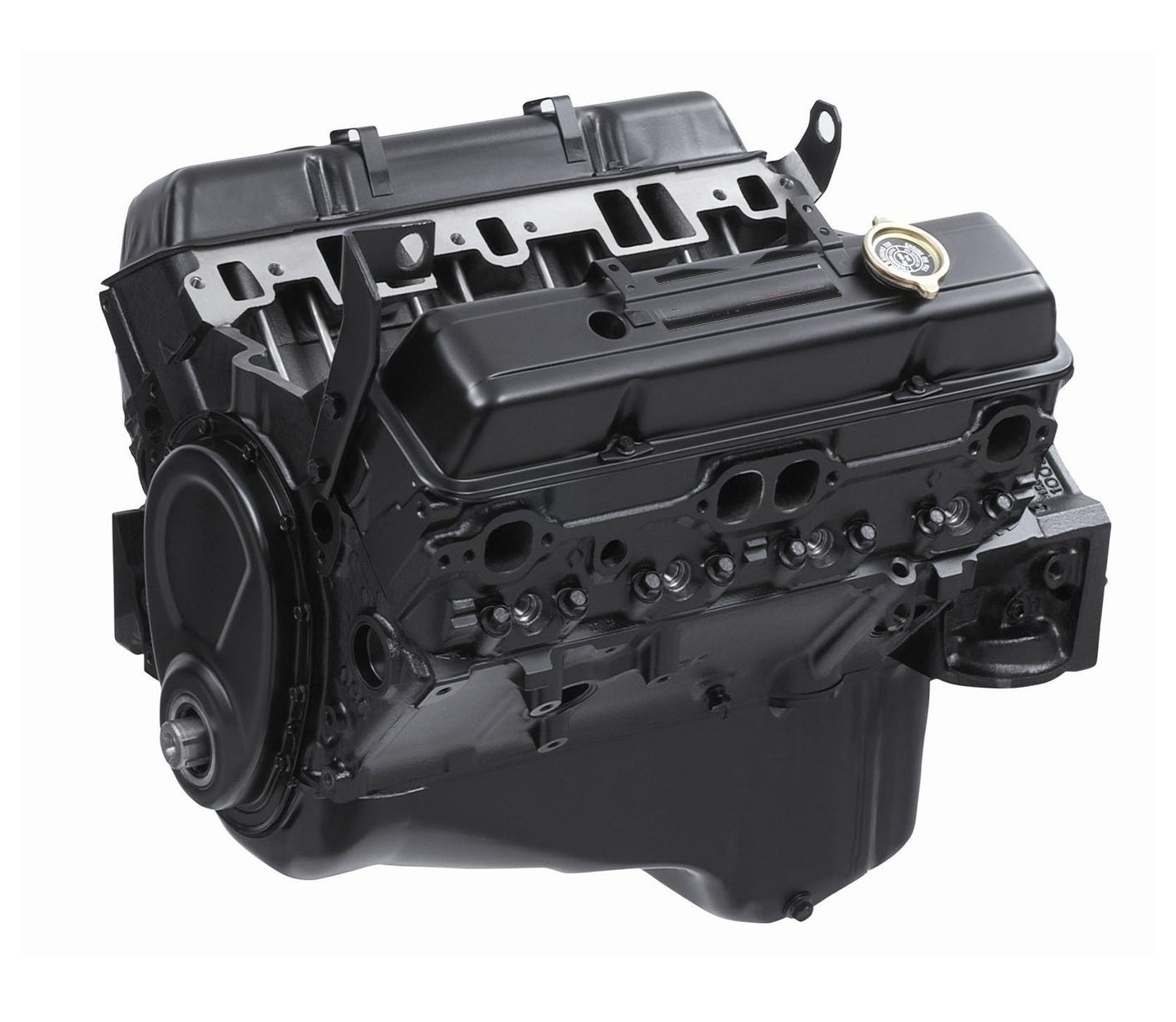 5.7L Reman Long Block Engine For Chevrolet K20 Suburban