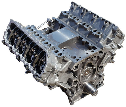 Ford 6.4 Long Block Engine