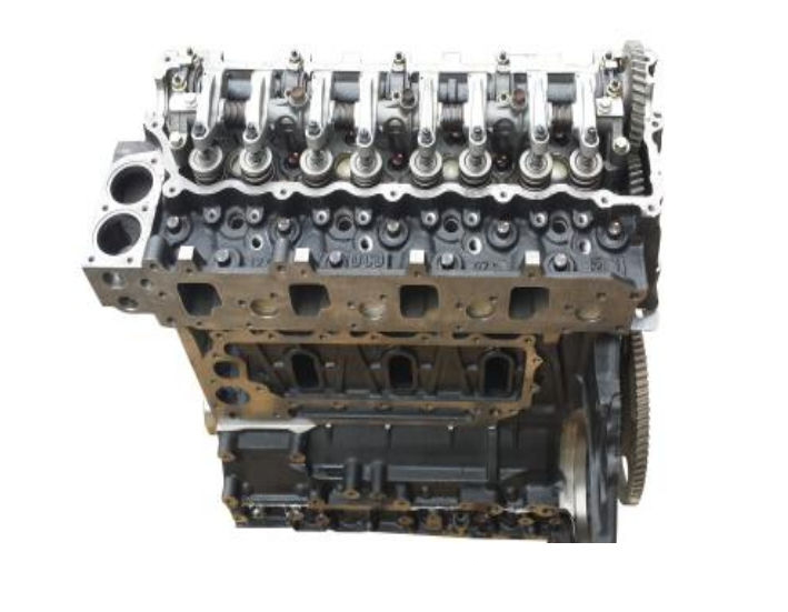 6HK1-TC  Diesel Reman Long Block Engine | 7.8L