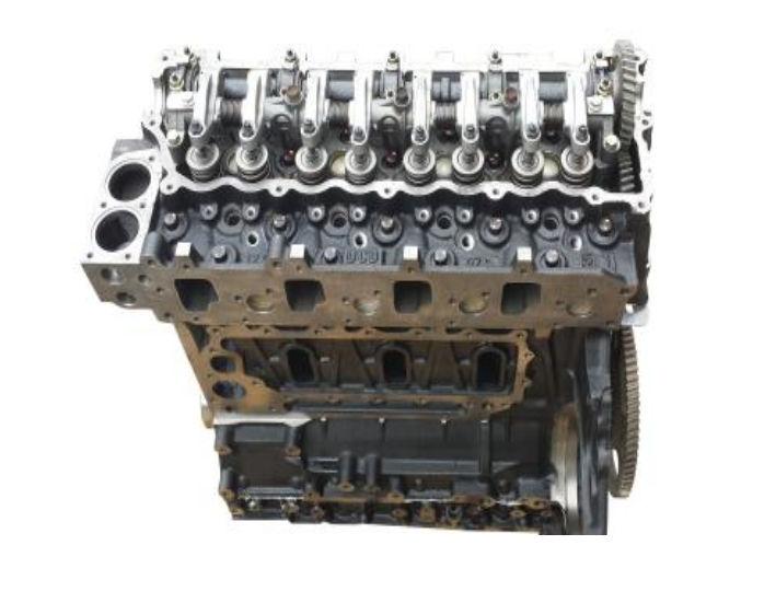 6HK1C Isuzu 7.8 Long Block Engine - Reman