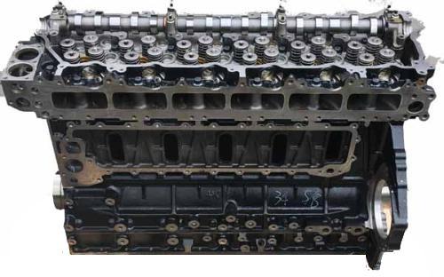 6HK1  Diesel Reman Long Block Engine | 7.8L