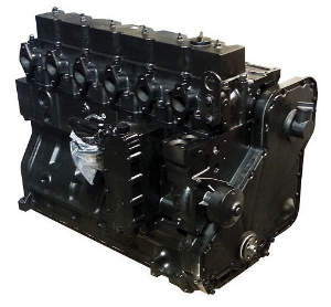 International N9 Long Block Engine