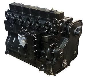 International N10 Long Block Engine