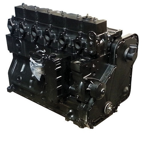 8.3 6CT Cummins Long Block Engine For Peterbilt - Reman
