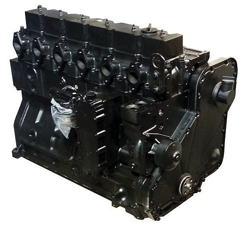 Cummins ISC 8.3 Long Block Engine For Orion Bus - Reman