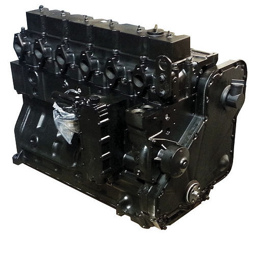 8.3 ISC Cummins Long Block Engine