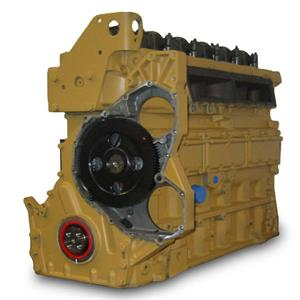 Caterpillar C13 Reman Long Block Engine For Blue Bird