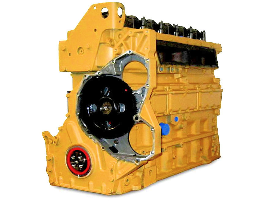 CAT C16 Long Block Engine