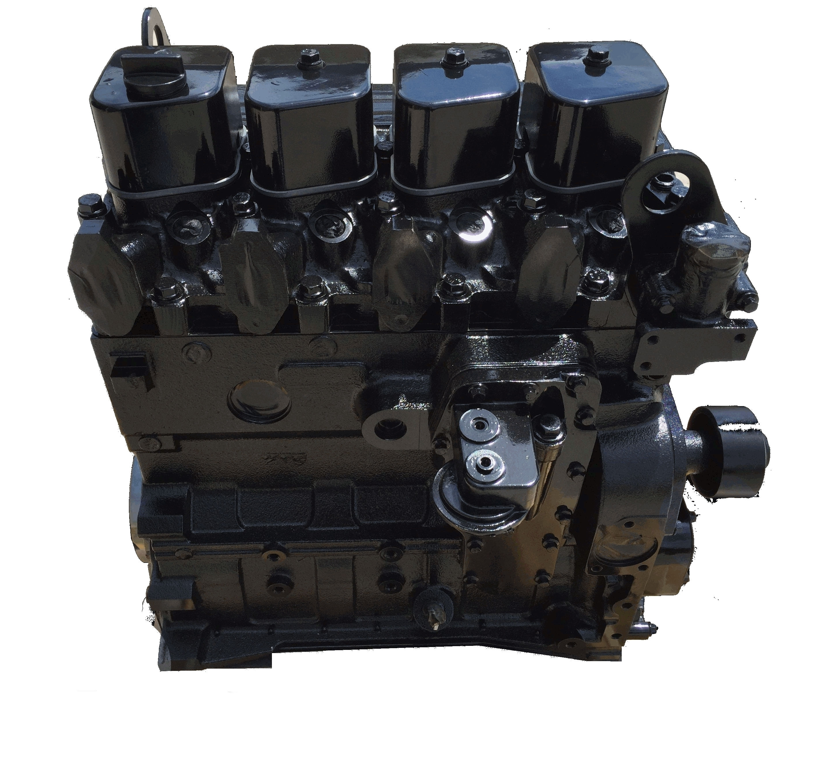 Cummins ISF 2.8 Long Block Engine For ISF - Reman