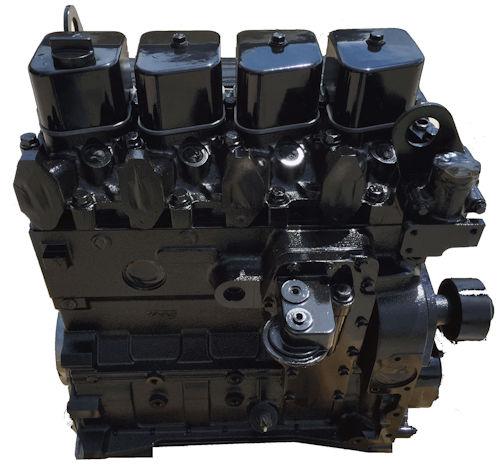 3.9 4BT Cummins Long Block Engine - Reman