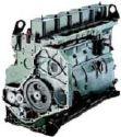 Cummins ISB 5.9L  Reman Long Block Engine Rear Gear