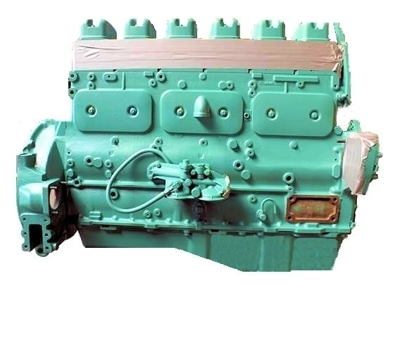 Volvo D12 DIESEL 12.1 Reman Long Block Engine