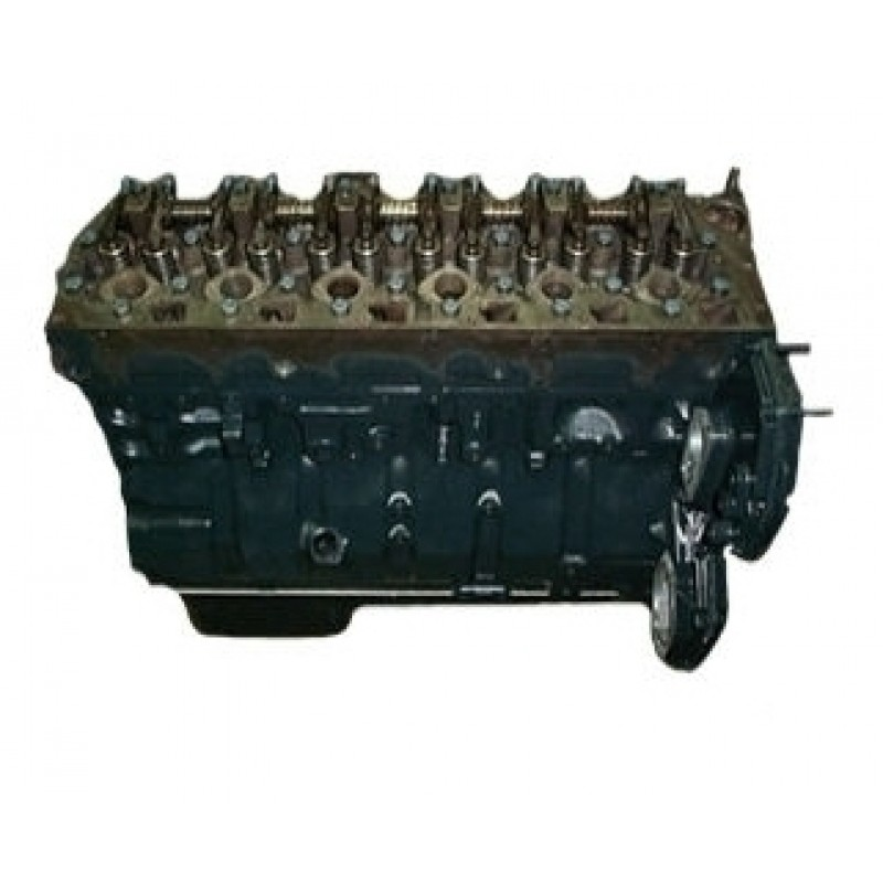 International DT466E Remanufactured Long Block Engine  2004 TO 2008