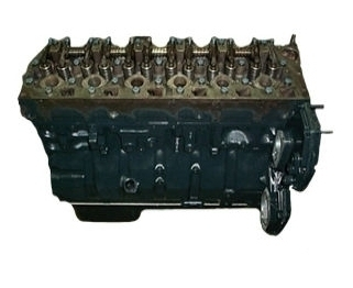 International DTA466 DIESEL 7.6 Reman Long Block Engine