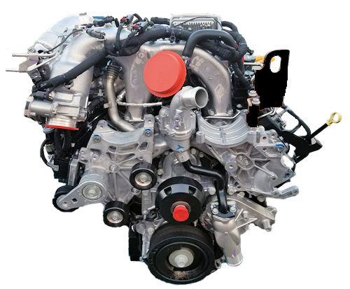 Reman GM Duramax Diesel 6.6 LBZ Complete Drop-In Engine