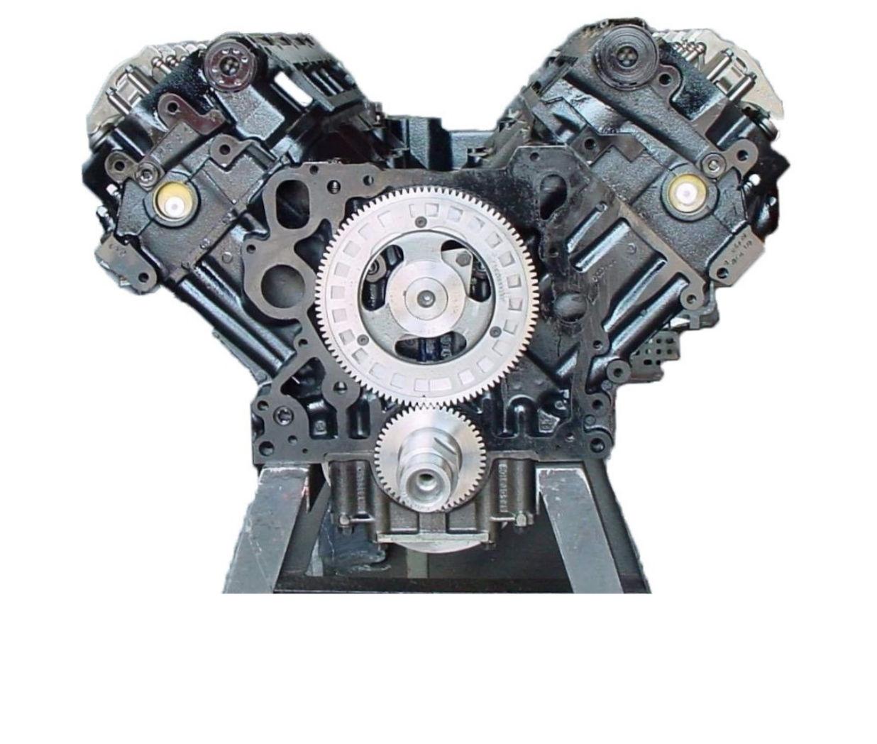 6.9L International Engine Vin: 1 -  Reman Long Block