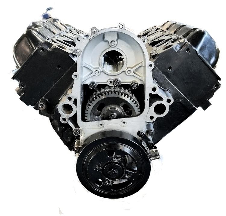 Chevy 6.5 Liter Turbo Diesel Remanufactured Engine