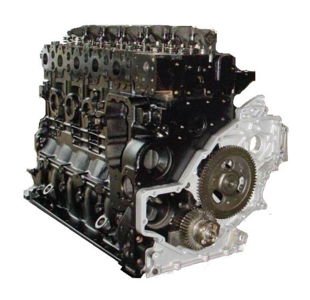 Cummins ISB 5.9 Long Block Engine For Crane Carrier - Reman