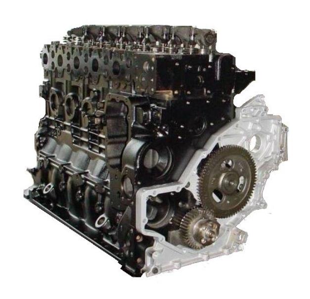 6.7 ISB Cummins Long Block Engine For Sterling Truck - Reman