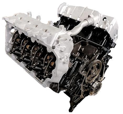 Mercedes-Benz 6.4 Turbo Reman Diesel Engine