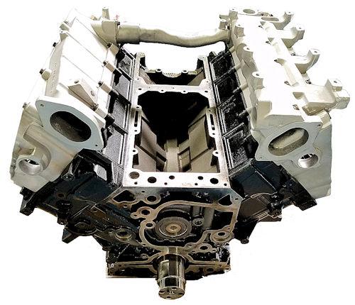 Sterling Truck Mercedes Benz MBE906 DIESEL 6.4 Reman Engine