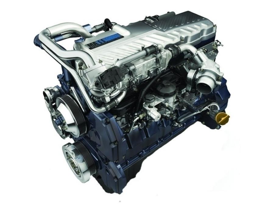 International MaxxForce 10 DIESEL 9.3 Reman Long Block Engine