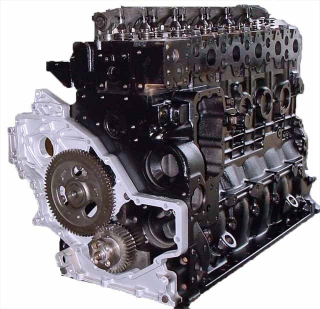 4BT Cummins Reman Long Block Engine