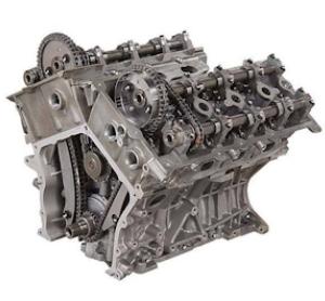 Mercedes Benz EXM Long Block Engine Dodge