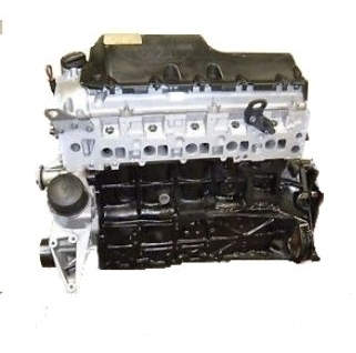 Mercedes Benz OM642 Long Block Engine