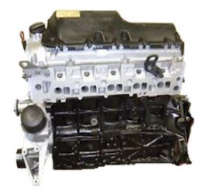 2.7l Dodge Reman Long Block Engine Vin Code 2