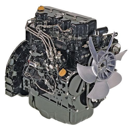 Yanmar 3TNV70-XJUVH Reman Long Block Engine